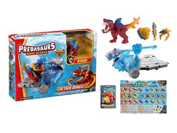 Predasaurus Aqua Attack