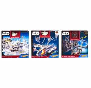 Hot Wheels - Star Wars - TIE Fighter Blast-Out Battle - Set Da Battaglia