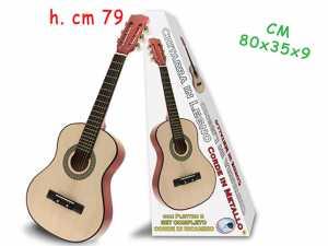 Teorema 04072 - Chitarra In Legno Grande