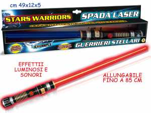 STARS WARRIORS SPADA L 64118