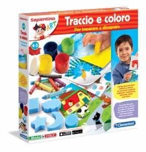 Clementoni 13353 - Traccio E Coloro Gioco Educativo