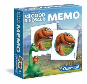 Clementoni 13445 - The Good Dinosaur Gioco Di Memoria