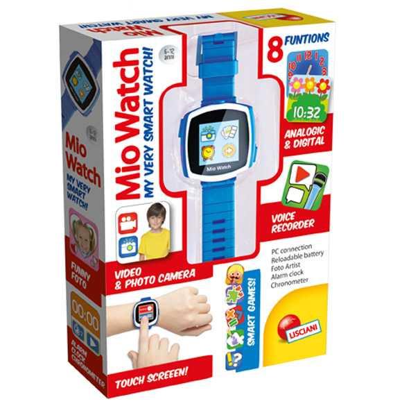 Lisciani Giochi 51045 - Mio Watch, Colori Assortiti