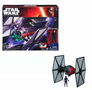 Star Wars B3920EU4 - Veicolo Tie Fighter