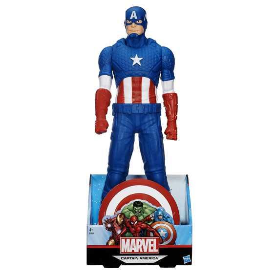 Avengers - Captain America Personaggio, 51 Cm