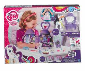 BOUTIQUE DI RARITY MY LITTLE PONY