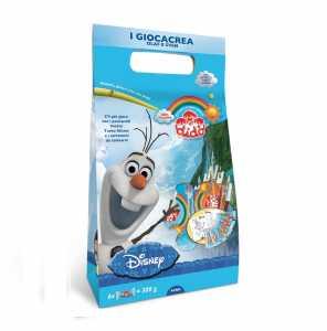 Didò 341300 - Giocacrea Disney Olaf, 6 Salsicciotti