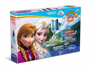 Didò 340000 - Frozen Disney 10 Salsicciotti, 2 Pennarelli