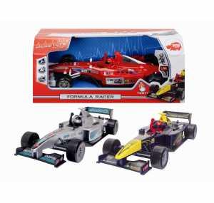 Simba 203764000 Dickie Auto F1 Con Suoni - 3 Asst