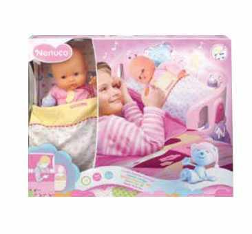 Famosa - Nenuco Dorme Con Me + Seggiolone