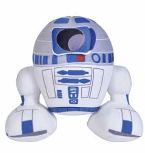 Grandi Giochi GG01164 - R2-D2 Peluche, 25 Cm