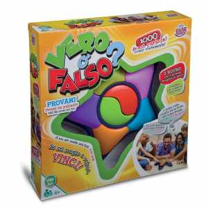 Grandi Giochi- Vero O Falso, GG00173