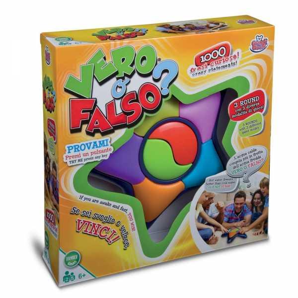 Grandi Giochi GG00173 - Vero O Falso?