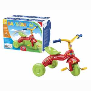 Grandi Giochi Triciclo Baby Brum
