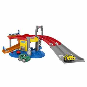 Chicco 07414 - Stop And Go Play Set Elettronico Con Macchine