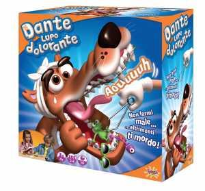 Dante Lupo Dolorante - Gioco Da Tavola
