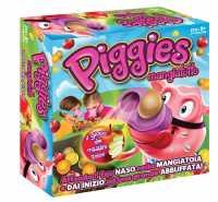 Rocco Giocattoli Piggies Mangiatutto Giochi Da Tavolo,, 8027679059599