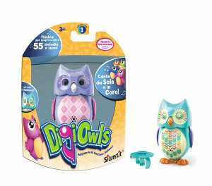 Silverlit - Digiowls Single Pack, Colori Assortiti