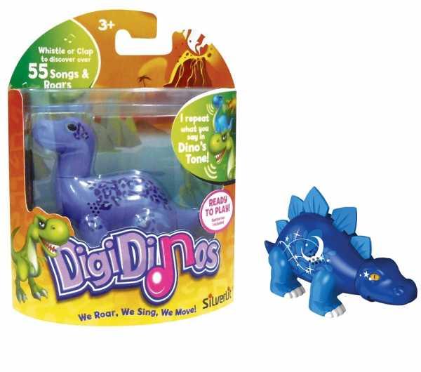 Silverlit- Digidinos, Multicolore, 20485869
