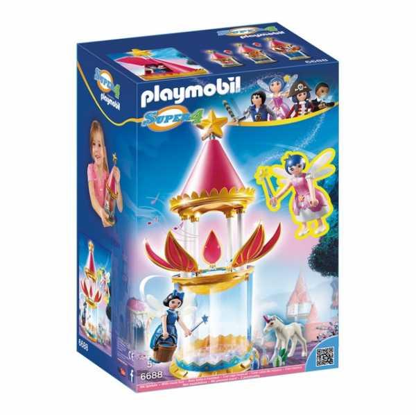 Playmobil 6688 - Torre Musicale Con Brilli E Donella, Multicolore