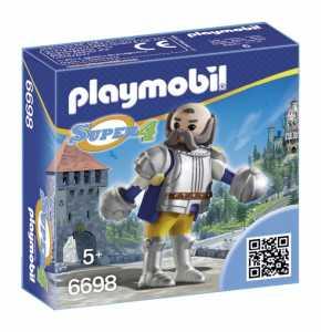 Playmobil 6698 - Guardia Reale Ulf, Il Forzuto, 1 Pezzo