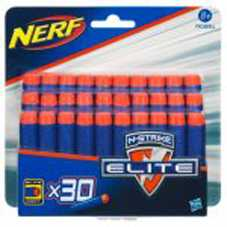 Nerf Elite - Ricarica Da 30 Dardi, A0351EU4