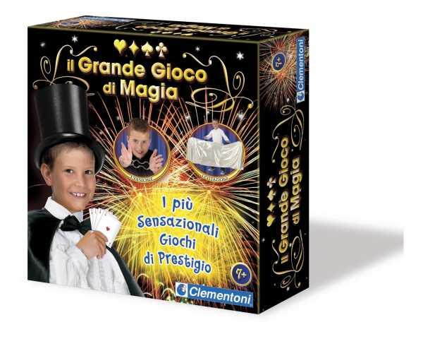 Clementoni 13647 - Il Grande Gioco Di Magia