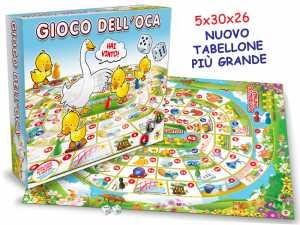 GIOCO GIRO DELL'OCA - Teorema (62364)