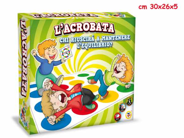 GIOCO L'ACROBATA - Teorema (62686)