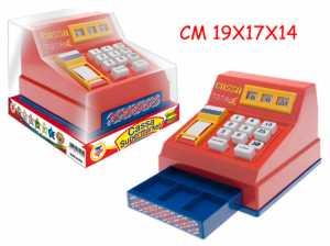 Teorema Gt61225 Registratore Di Cassa 19x17x14