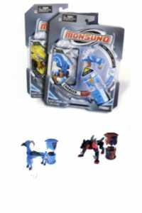 Monsuno GPZ14534 - Figurina Starter Pack, 1 Pezzo