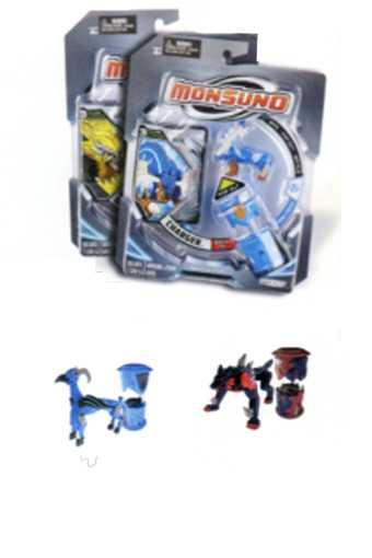 Giochi Preziosi Monsuno GPZ14534 - Figurina Starter Pack, 1 Pezzo