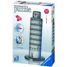 RAV PZL 3D B. TORRE DI PISA 216 PZ 12557