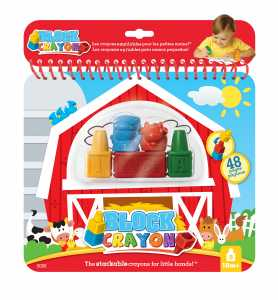 Style Me Up Wooky 6006 Mixy Farm Colouring Book