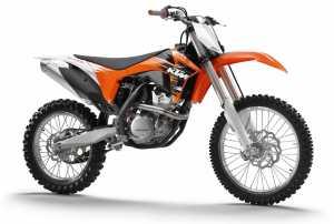 Newray 44093 - KTM 350 SXF, Scala 1:12, Die Cast