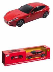 Mondo - Ferrari FF, Rosso, Scala 1:24, 63176