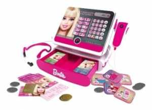 IL REGISTRATORE DI CASSA DI BARBIE FASHION STORE