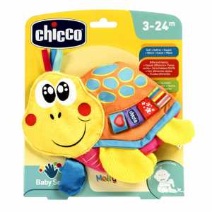 Chicco 00007895000000 - Molly Tartaruga Coccolona