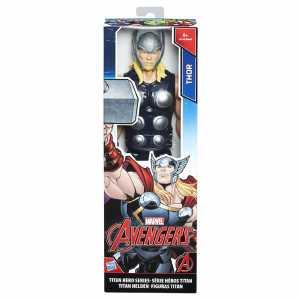 Avengers Titan Hero Personaggio Thor, 30 Cm