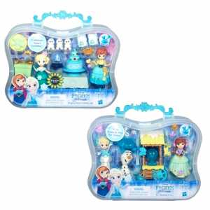 FROZEN SMALL DOLL VALIGETTA AS - Hasbro (B5191eu4)