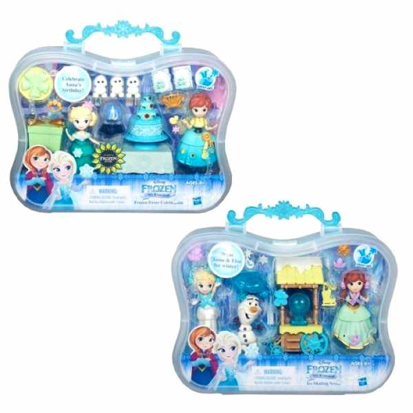 Hasbro European Trading Bv Valigetta Principesse Frozen Elsa, Modeli Assortiti,, HA-B5191