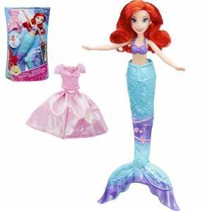 Disney Princess - Ariel Sirena Magica