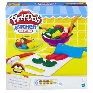 Play-Doh - Crea E Servi