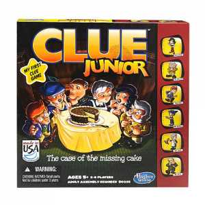 Hasbro Gaming - Cluedo Junior