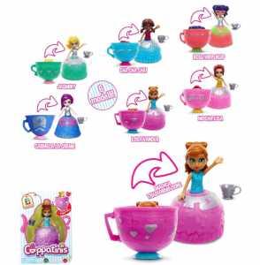 Cuppatinis Mini Doll 6 Modelli (Cua01000)