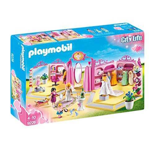 Playmobil 9226 - Boutique Della Sposa, Multicolore