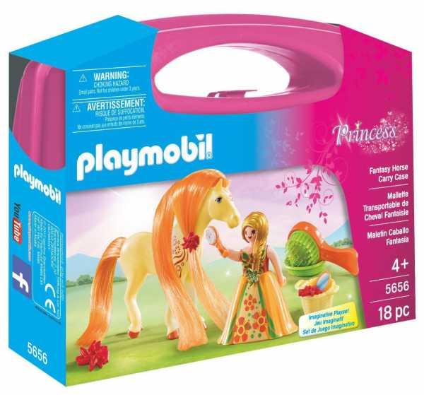Playmobil 5656 - Valigetta Grande Cavallo