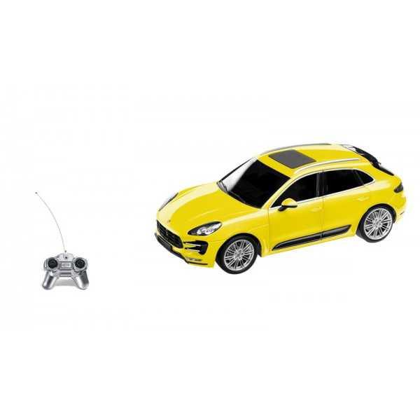 Mondo Motors - Porsche Macan -  Modello In Scala 1:24 - Fino A 20 Km/h Di Velocità - Auto Giocattolo Per Bambini - 63380
