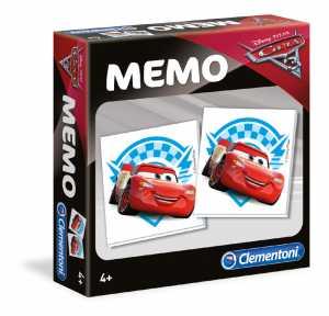 Clementoni 18006 - Memo Cars 3