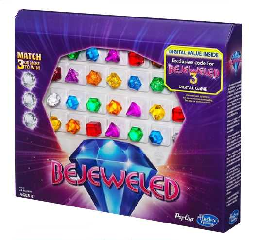 Hasbro - Bejeweled, In Italiano